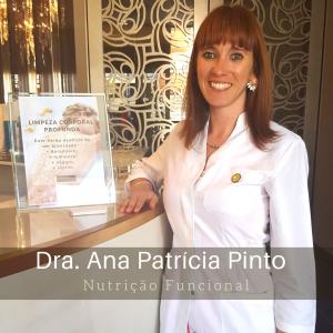Nutricionista Ana Patricia