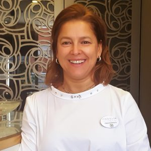 Helena Pinheiro diretora técnica